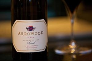 Arrowood 2002 Syrah